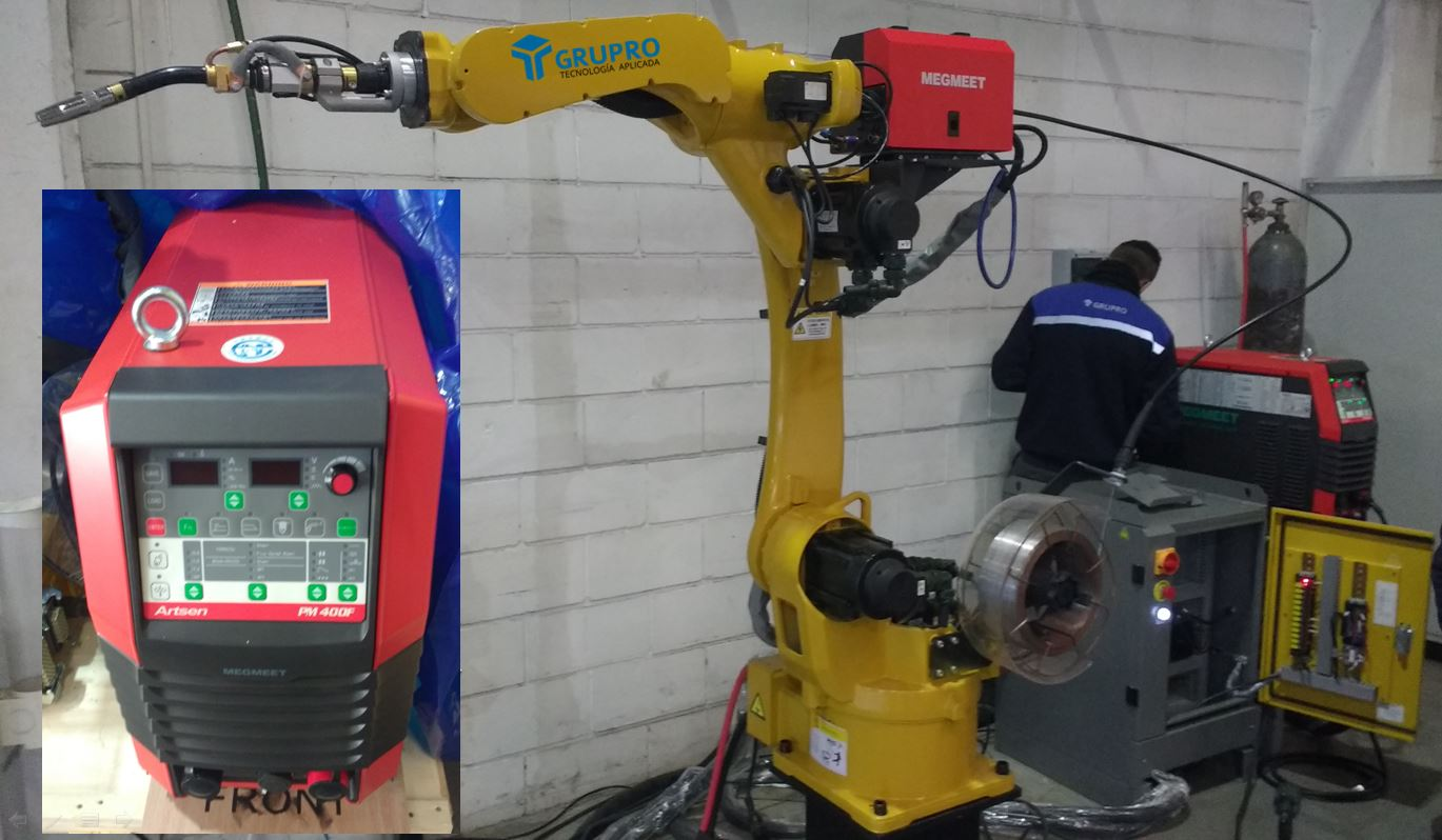 ROBOT TKB 1440 SOLDADURA